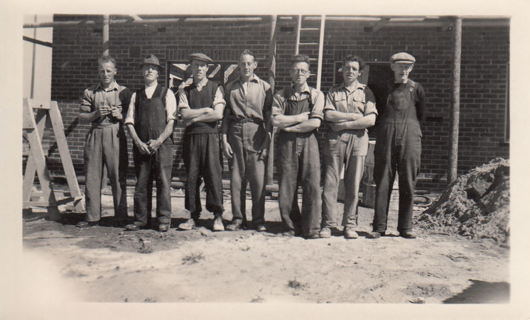 Wivenhoe builders