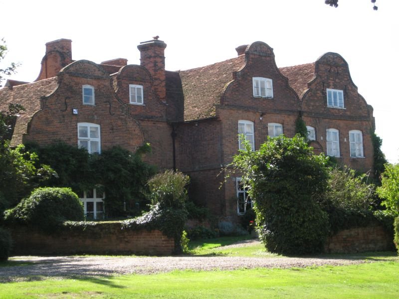 Beaumont Hall, from www.britishlistedbuildings.co.uk