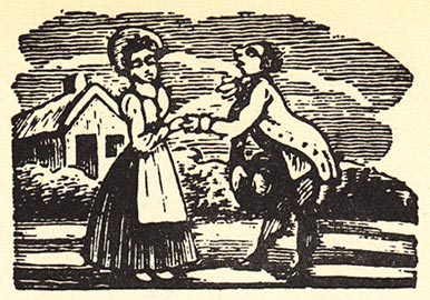 couple-woodcut