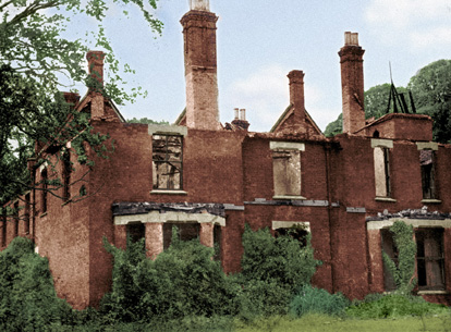 Borley Rectory - the most haunted house in Essex