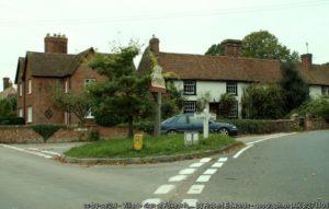 Foxearth village.